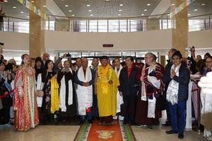 Kiều bào Việt tại Nga cầu nguyện cho hòa bình thế giới