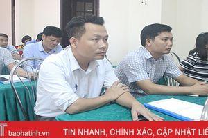 Hà Tĩnh phổ biến, triển khai Luật Thủy lợi năm 2017