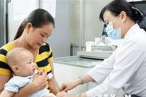 Thêm một vắcxin '5 trong 1' được đăng ký lưu hành tại Việt Nam