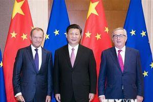 Trung Quốc và EU cam kết tăng cường hợp tác, kết nối Á-Âu