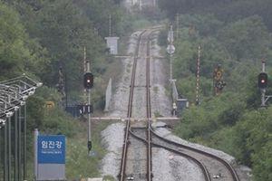 Hàn Quốc tìm cách khởi động kiểm tra chung tuyến đường sắt liên Triều