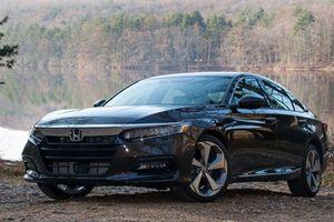 Honda thu hồi Accord 2018 và Insight 2019 do lỗi phần mềm camera