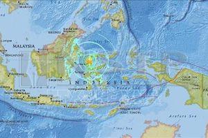 Động đất tại Indonesia: Sóng thần tấn công đảo Sulawesi