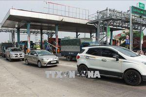Đồng Tháp: Trạm thu phí cầu Sông Cái Nhỏ buộc phải xả trạm tạm thời