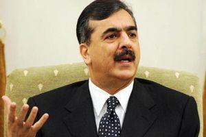 Cựu Thủ tướng Yousaf Raza Gilani hầu tòa tham nhũng