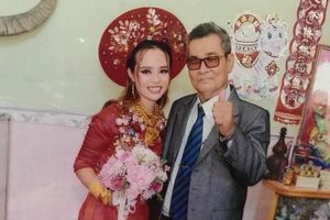 'Choáng' với cô dâu 20 tuổi được tặng của hồi môn 129 cây vàng