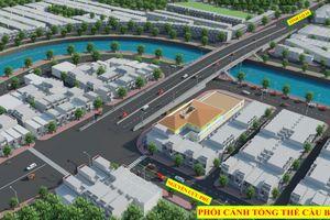 TP.HCM chi hơn 374 tỷ đồng xây cầu Bà Hom