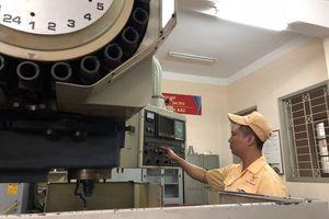 Công đoàn ngành Công Thương Hà Nội: 60 thí sinh tham gia thi thợ giỏi năm 2018