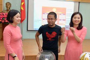 Bốc thăm chia bảng Giải Bóng đá CNVCLĐ và Lực lượng vũ trang Cúp báo Lao động Thủ đô lần thứ IV