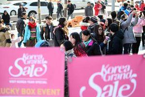 Chính thức diễn ra lễ hội du lịch và mua sắm Korea Sale FESTA 2018