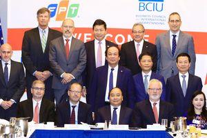 20 tập đoàn hàng đầu của Mỹ đánh giá cao sự sẵn sàng của Việt Nam trong chuyển đổi số