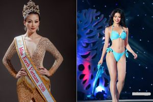 Vượt mặt Mâu Thủy, Á hậu biển Phương Khánh chính thức đại diện Việt Nam 'tham chiến' Hoa hậu Trái đất 2018
