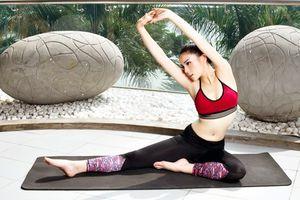 Hoa hậu Kỳ Duyên, bồ Lâm 'tây': Giảm 14 kg, vòng ba 93 là chuyện nhỏ!