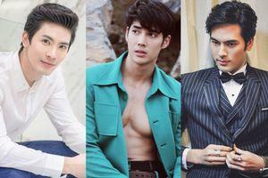 3 sao Thái đẹp trai siêu cấp, body cực phẩm nhưng 'diễn như robot'