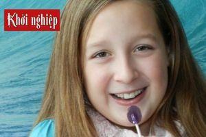 7 tuổi lên ý tưởng, 13 tuổi trở thành chủ nhân hãng kẹo triệu đô