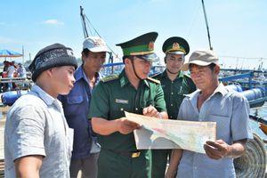 Lính Biên phòng trong lòng dân nơi biên giới biển