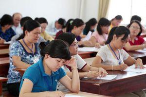 Đổi mới thi THPT Quốc gia: Cần tập trung cải tiến khâu chấm thi