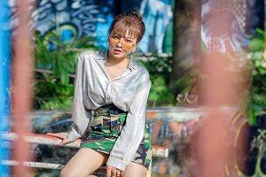 Hot girl Trâm Anh đẹp quyến rũ sau chuyện yêu không thành
