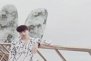 Phong của 'Quỳnh búp bê' đẹp như trai Hàn Quốc ngoài đời thường