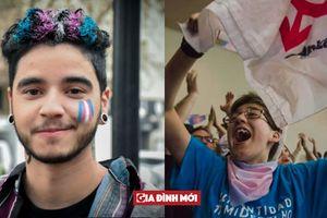 Người chuyển giới Chile có thể đổi tên và giới tính mà không cần trải qua phẫu thuật