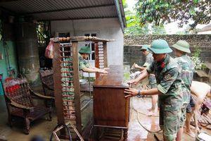 Thanh Hóa: Các huyện miền núi vẫn ngổn ngang sau mưa lũ