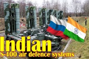 Bất chấp đe dọa từ Mỹ, Ấn Độ quyết chi hơn 5 tỷ USD mua 'rồng lửa' S-400 của Nga