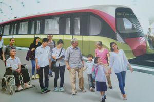 Đoàn tàu tuyến metro số 3 đoạn Nhổn – ga Hà Nội: 80% người dân đánh giá thiết kế 'đẹp, hài hòa'?