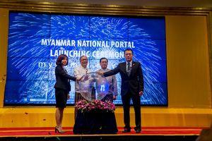 FPT IS giúp Chính phủ Myanmar mở cánh cửa kết nối thông tin với người dân