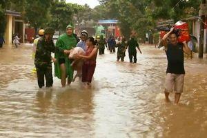 Phê duyệt phương án phòng chống lụt bão công trình thủy điện Cẩm Thủy 1