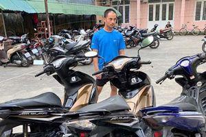 Liên tiếp triệt xóa các ổ nhóm trộm cắp xe máy