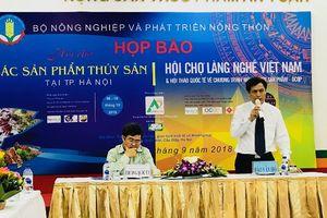 Hội chợ làng nghề Việt Nam sẽ diễn ra từ 17 - 21/11