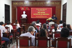 Thừa Thiên Huế: Tăng cường thông tin về đảm bảo an ninh chính trị, trật tự an toàn xã hội