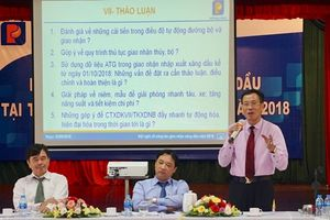 Chủ tịch Petrolimex Sài Gòn với khát vọng 4.0