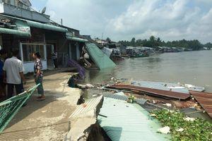 Sạt lở ở Đồng bằng sông Cửu Long - Thiên tai hay nhân tai?