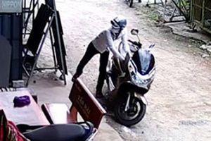 Nhóm đối tượng nhiều tiền án, tiền sự 'liên kết' gây ra 20 vụ trộm cắp xe máy