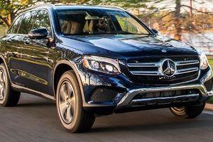 Mercedes Mỹ bắt đầu nhập khẩu SUV GLC từ Ấn Độ