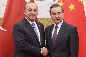 Trung Quốc và Thổ Nhĩ Kỳ cam kết củng cố, thúc đẩy quan hệ song phương