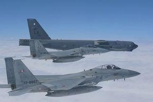 B-52 của Mỹ bay qua Biển Đông hai lần trong một tuần