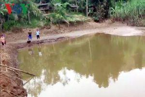 2 học sinh mầm non đuối nước thương tâm