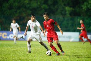 Gây thất vọng tại giải châu Á, HLV U16 Việt Nam thừa nhận sai lầm
