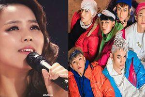 'Mariah Carey của Hàn Quốc' kết hợp với nhóm bị coi là thảm họa nhạc Việt