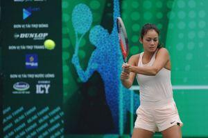 Tay vợt Việt kiều Alizé Lim thắng tuyệt đối giải VTF Pro Tour 4