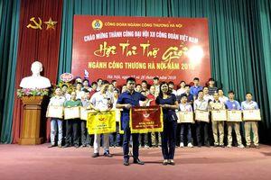 60 thí sinh tham gia hội thi thợ giỏi ngành Công Thương Hà Nội