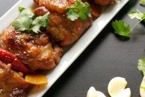 Thử ngay món gà kho kiểu mới đậm đà, thơm ngon cho bữa tối trọn vị