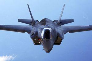 Siêu tiêm kích F-35B đầu tiên rơi ở Mỹ