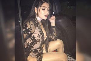 Người mẫu nổi tiếng Iraq bị bắn chết trong xe ô tô