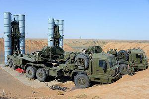 Tàu hàng Nga đang chở tên lửa S-300 tới Syria?