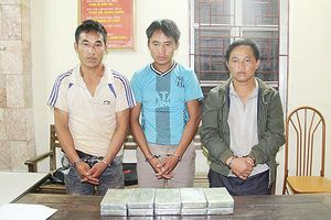 Liên tiếp phá 2 đường dây buôn ma túy 'khủng', thu 10 bánh heroin và 54.000 viên ma túy tổng hợp