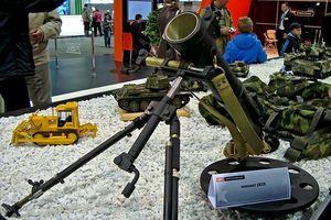 Đặc nhiệm Nga nhận súng cối 'không tiếng ồn' 2B25 Gall