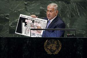 Iran-Israel khẩu chiến